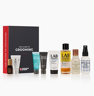 THE GUIDE TO GROOMING